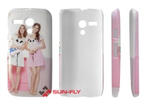 Sublimation polymer phone case for Galaxy Grand DUOS I9082/sublimation mobile cover for DUOS I9082