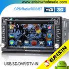 "Erisin ES9610A 6.2"" 2 Din Android 4.2.2 Car DVD Player GPS Autoradio"