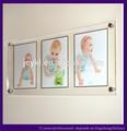muro a4 acrilico pubblicità photo frame