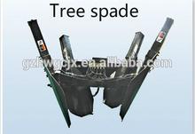 Wheel Skid Steer Accessories,Tree spade