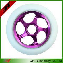 SW-001 PU 88A Core Alloy Scooter Wheel for scooter