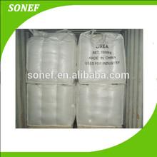 China manufacture prilled urea 46 price
