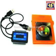 USB TO SATA hard disk, mobile hard disk box transmission dual drive transmission