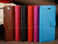 Wholesale Pu leather Case for iphone 6 4.7""