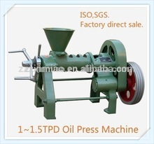 CE approve cheap price farm & home oil mill refinery machinery - small olive oil press