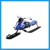 new designed snow sledge mini snowmobile for kids