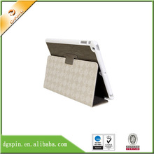 New Style Wooden PU Case Cover For iPad Mini