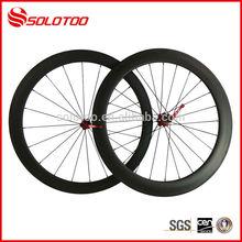 Expédition rapide 700c 60 mm pneu de carbone roues bon marché