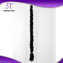 Heat-resistant kanekalon xpression synthetic hair braids