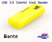 popular USB 2.0 micro sd memory TF Card Reader