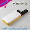 smart power bank 7800mAh with 3G wifi support multi media sharing