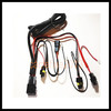 Xenon HID Conversion Kit headlight lamp H9 Relay Wiring Harness hid bulb holder cable socket