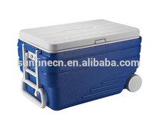 Hdpe, PU fome 46L/52L flip type Portable Cooler