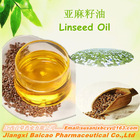 100% Natural Purity Linseed Oil With High Quality Manufactory