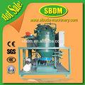 sbdm kxz resíduos purificador de óleo do tipo de carro de reciclagem de óleo da máquina