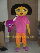 dora mascot costume party