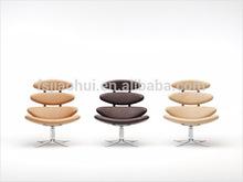 Cuero Corona silla / sillón de cuero