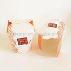 Disposable noodle box