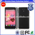 Smartphone android pouces 5.0 mtk6582 quad core téléphone mobile avec pdh 1280*720 pixel
