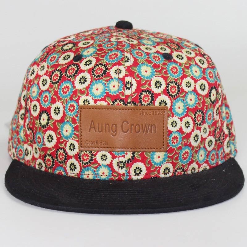 Custom Snapback Hats Wholesale - Buy Floral Snapback Hats,Snapback ...