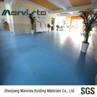 marble pattern pvc laminate floor for shopping mall floor covering