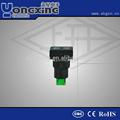 16 mm ronda IP40 pequeño timbre inalámbrico