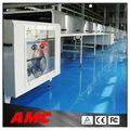 D-10 industrial de alimentos de la cinta transportadora del congelador túnel