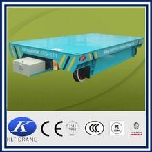 40t high quality electric flat car