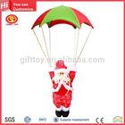 21inch santa snowman 2014 hot sale decorative fabric christmas stocking dropshipping