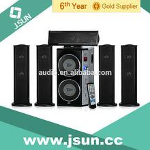 DM-2501 Hot sale factory 5.1 ch multimedia speaker system for home teater