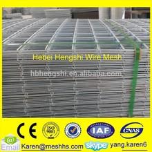 Galvanized iron square welded wire mesh panel