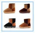 Sıcak satış karışık renkler sıcak pamuk botlar kar botları fabrika doğrudan ft-198-11