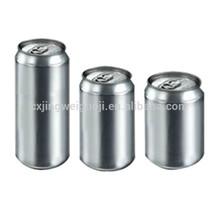 Vacía la costumbre de aluminio en blanco de soda/bebidas/cerveza/bebida suave puede