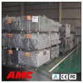 empilhamento estantes de armazenamento carrinho de gaiola