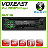 new design detachable panel 1 din car cd radio with usb sd & Bluetooth