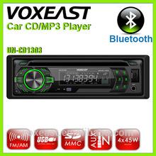 new design detachable panel 1 din car cd radio with usb sd & Bluetooth