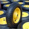 wheelbarrow rubber wheel pneumatic wheels