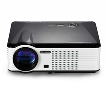 true 800x480pixels native by lcd technology,led lamp 2500LMS brightness home theater led projector