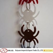 handmade spider decoration for halloween