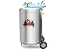 80L stainless steel foam machine and spray for car washing