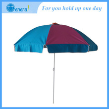 New arrival Shangyu Hot selling Polyester umbrella beach tent