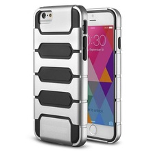"High Quality 2 in 1 Hybrid Armour Back Case For iphone 6 4.7""/For iphone 6 plus 5.5"""