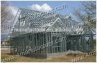 prefabricated light steel frame structure building/workshop/warehouse