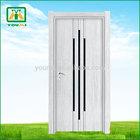 wood panel swing single leaf door factory sale YM-P020