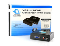 s-video vga rca to hdmi converter, vga to hdmi converter