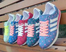 2014 new design custom sport shoes