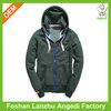 Stylish cheap zip custom sublimated hoodies