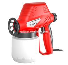 Portable 130W Professional Solenoid Paint Spray Gun Mini Electric Hand Spray Machine Sprayer GW8183