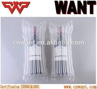 Red Wine Glass Bottle Plastic Shockproof Air Column Bag Package
