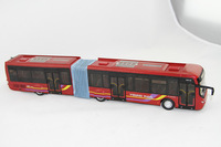 1:43 scale model toy bus